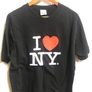 I ❤️ new york shirt size XL